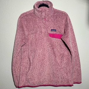 PATAGONIA Limited Edition Womens Large SnapTFleece